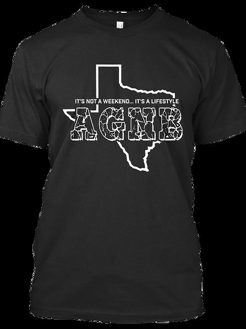 AGNB TX-State T-Shirt