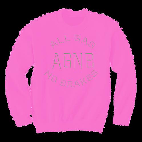 AGNB Sweater - Pink