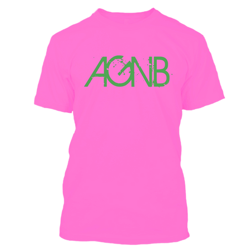 AGNB T-Shirt - Pink