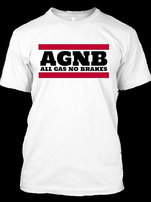 AGNB BoldRedLine T-Shirt