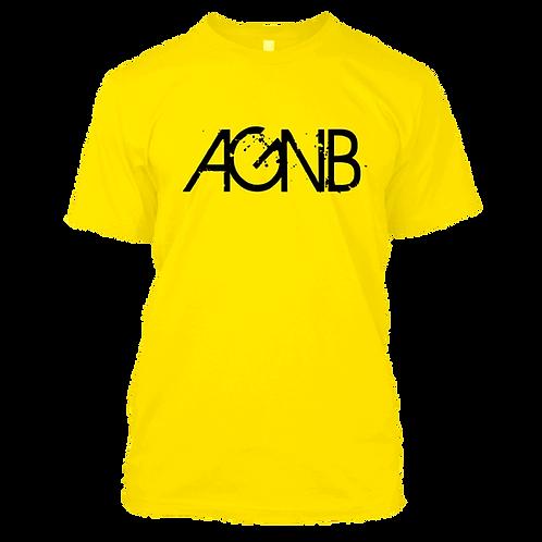 AGNB T-Shirt - Yellow