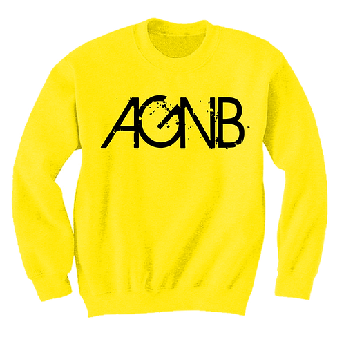 AGNB Sweater - Yellow
