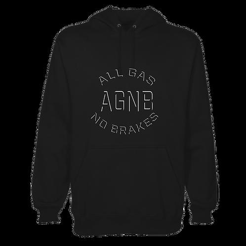 AGNB Hoodie - Black