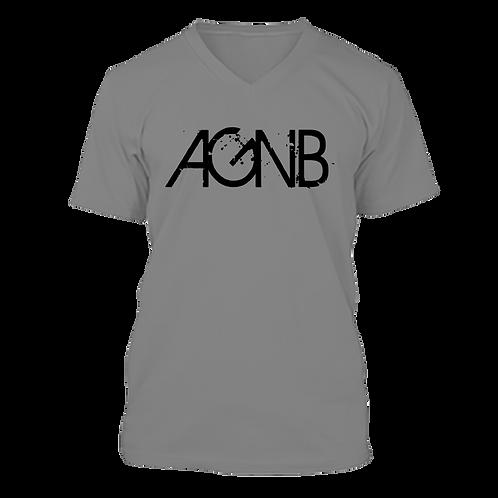 AGNB V-NECK - Gray
