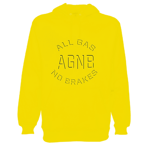 AGNB Hoodie - Yellow