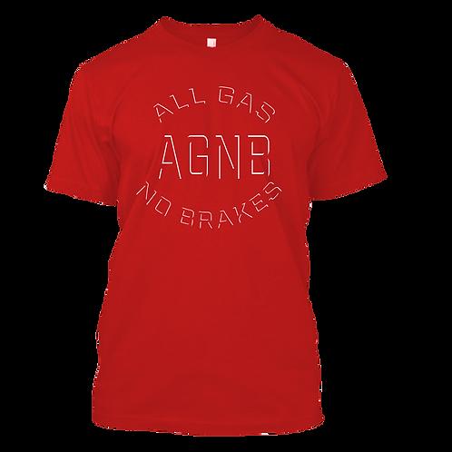 AGNB T-Shirts - Red