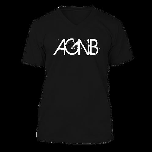 AGNB V-NECK - Black