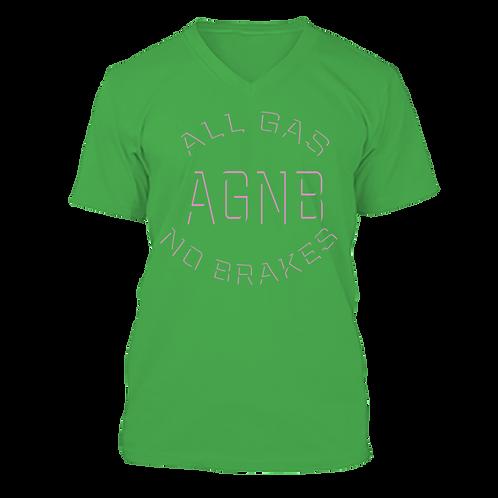 AGNB V-NECK - Green