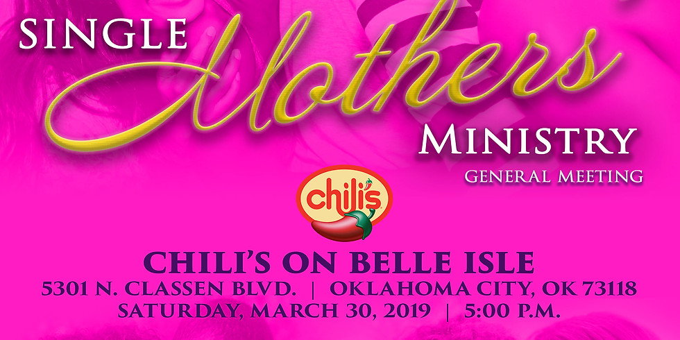 Single Mother's Ministry Meeting