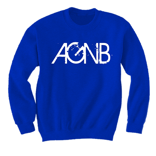AGNB Sweater - Blue