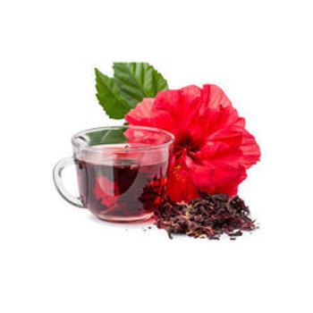 Hibiscus Green Tea