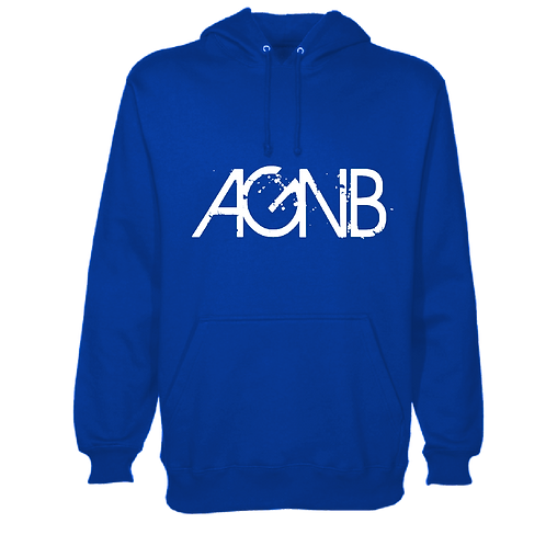 AGNB Hoodie - Blue