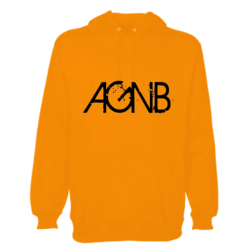 AGNB Hoodie - Orange