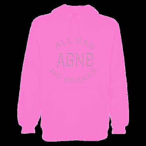 AGNB Hoodie - Pink