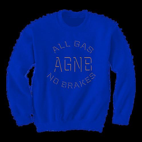 AGNB Sweater - Blue