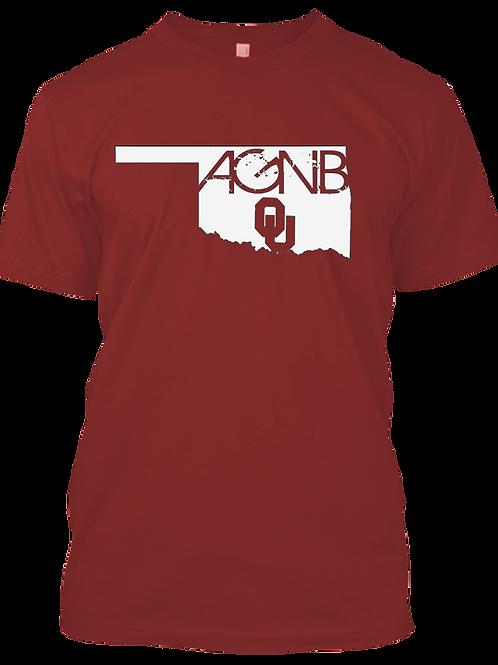 AGNB OU T-Shirt 2018