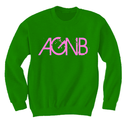 AGNB Sweater - Green
