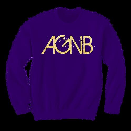AGNB Sweater - Purple
