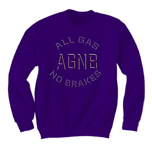 AGNB Sweater - Purple