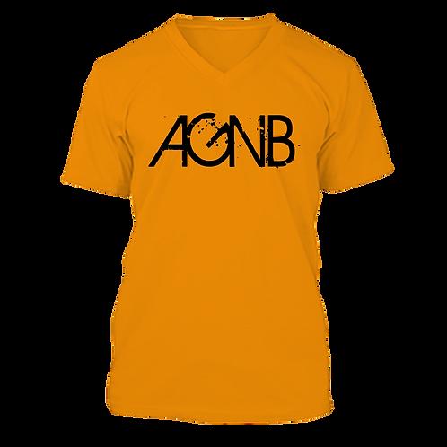 AGNB V-NECK - Orange