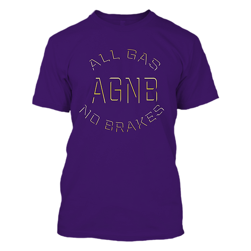 AGNB T-Shirt - Purple
