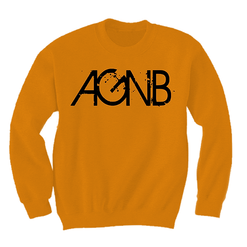 AGNB Sweater - Orange