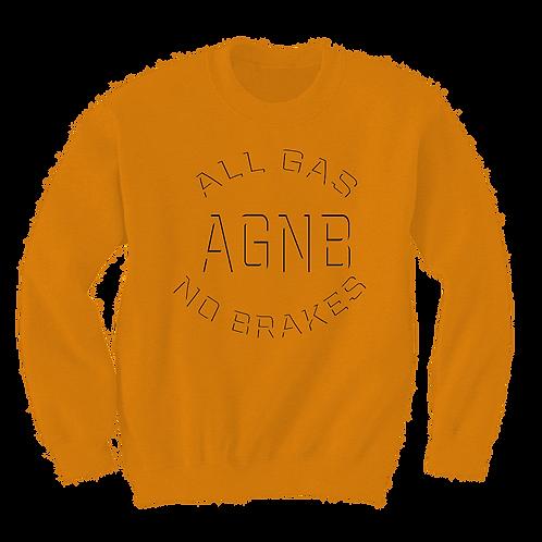 AGNB Sweater - Orange