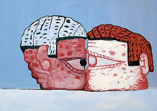Aggressor Philip Guston