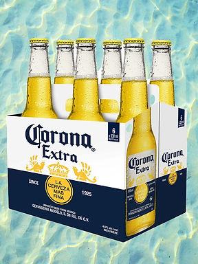 """Пиво """"Corona Extra"""" (24шт.) с/т 0.355л."""