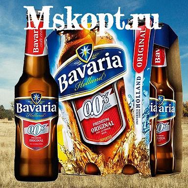 "Пиво ""Бавария"" МАЛТ (20 шт.) Стекло 0,5 л., шт"