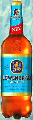 """Пиво """"Ловенбрау Original"""" (6шт.) ПЭТ 1.4л"""