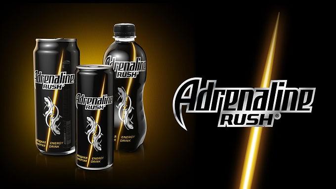 Энергетик Adrenaline Rush
