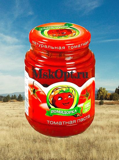 Томатная паста Помидорка с/б 250 мл (12 шт.)