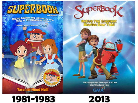 Superbook | San Diego Babysitting