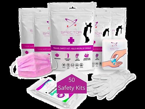 50 safety kits