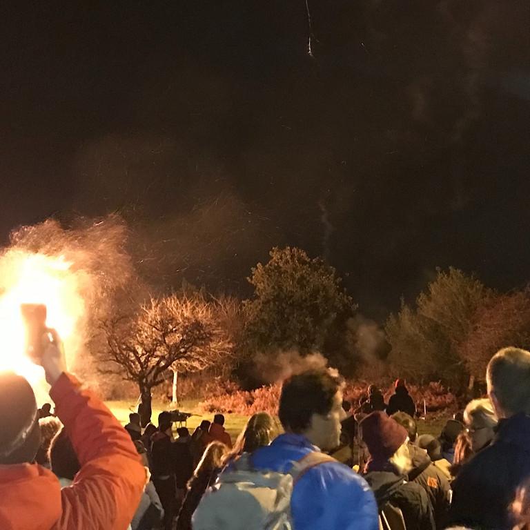 Clearbrook Bonfire Night