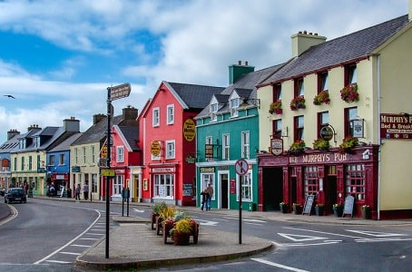 Recommended Establishments To Eat, Drink and Socialise In While Staying In Dingle Town.