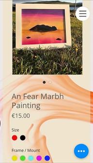 Fear Marbh