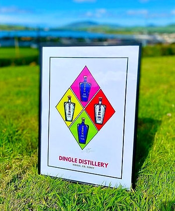 Dingle Distillery Poster