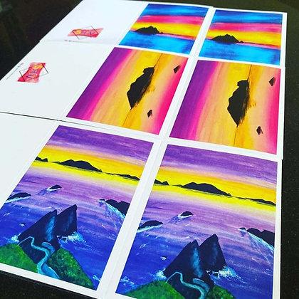 Dingle Peninsula Painting Cards