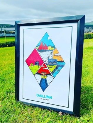 County Galway Creation