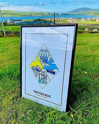 The Fish Box Dingle Poster