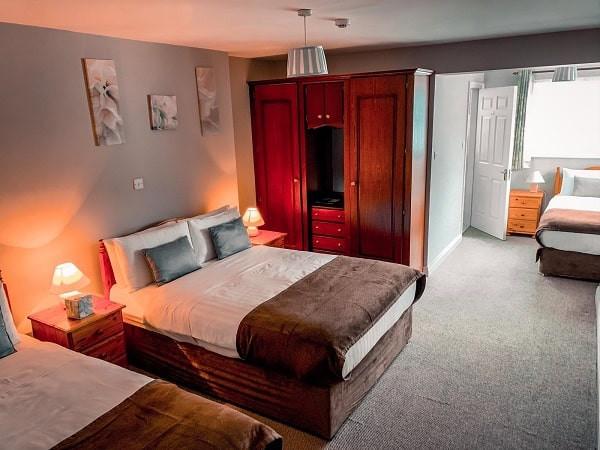 Family Room, Sraid Eoin House B&B Dingle