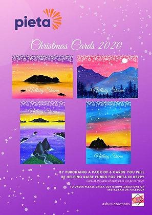 Pieta House Christmas Cards 2020