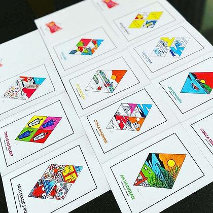 Dingle Peninsula Creation Cards
