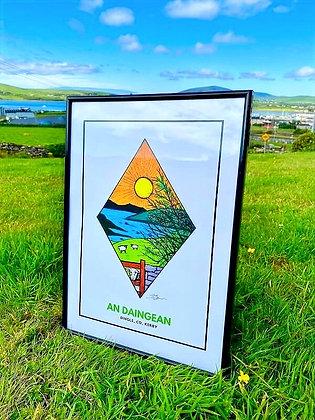Dingle Bay Backdrop Poster