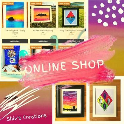 Online Shop Social