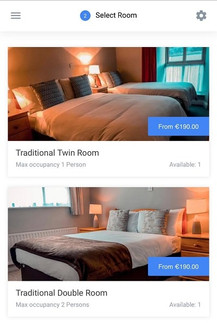 Room Selection