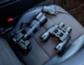 Camera Equipment - obsidianinvestigations