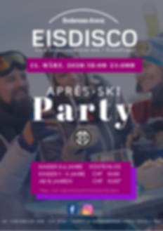 Eisdisco Après Ski Party, Kreuzlingn, Bodensee-Arena, Eislaufen, Eisdisco, Party